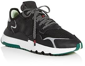 adidas Women's 3M Nite Jogger Low-Top Sneakers