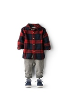 Country Road Flannel Shirt