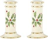Lenox Holiday Salt & Pepper Shaker Set
