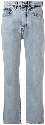 Victoria Victoria Beckham Super High Cali jeans