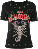 John Richmond studded T-shirt - women - Cotton - XS