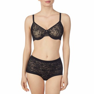 Le Mystere Womens Lace Perfection Smoother Bra