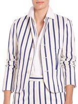 Polo Ralph Lauren Striped Cotton Jacket