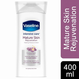 Vaseline Intensive Care Body Lotion Mature Rejuvenation 3 X 400Ml