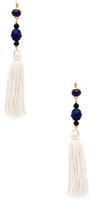Kenneth Jay Lane Tassel Drop Earrings