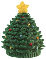 San Diego Hat Company Chenille Christmas Tree Hat