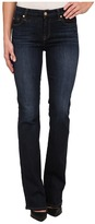 7 For All Mankind Kimmie Bootcut in Slim Illusion Tried/True Blue