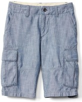 Gap 1969 Chambray Ranger Shorts