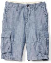 Gap Chambray ranger shorts