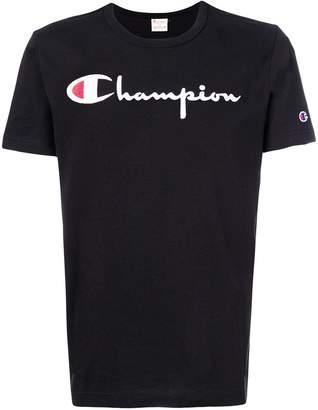 Champion logo print T-shirt