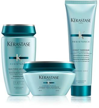 Kérastase Force Architecte Damaged Hair Deep Treatment Hair Care Set