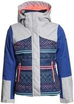 Roxy FLICKER Ski jacket sodalite blue