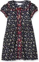 Rachel Riley Girl's Primrose Button-Front Dress