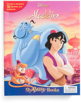 Aladdin My Busy Books Set