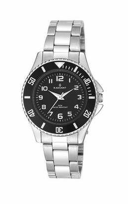 Radiant Boys Analogue Quartz Watch with Stainless Steel Strap RA162201