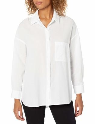 Stateside Women's Oxford Oversize Shirt