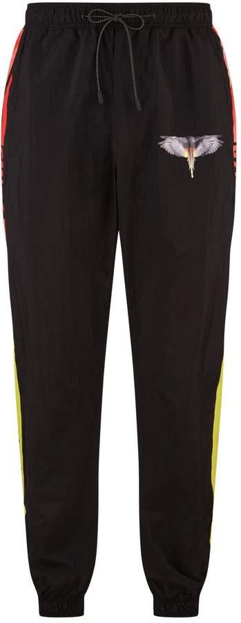 Marcelo Burlon County of Milan Side Stripe Sweatpants
