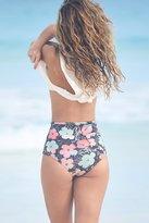 Billabong X Warhol Vintage High-Waisted Bikini Bottom