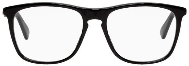 Gucci Black Genderless Glasses