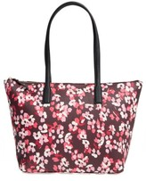 Kate Spade Young Lane - Nyssa Coated Canvas Tote - Pink