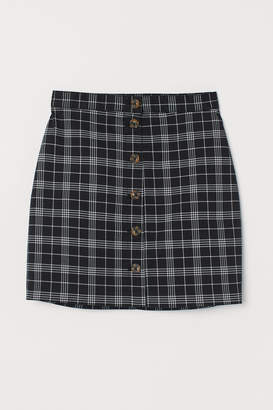 H&M Button-front skirt