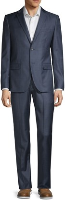 Theory 2-Piece Slim Fit Rodolf Wool Suit