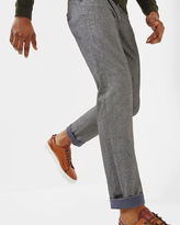 Ted Baker Classic fit cotton pants
