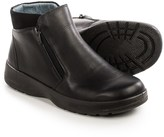 Naot Footwear Lynx Leather Ankle Boots - Dual-Side Zip (For Women)