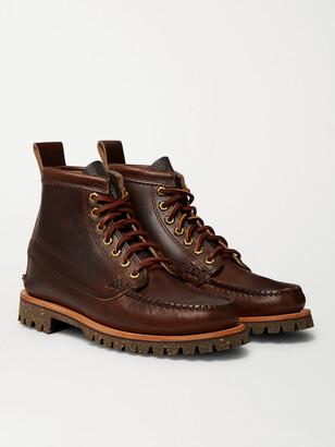 Yuketen Angler Leather Boots