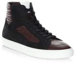 Public School Artel High-Top Sneakers
