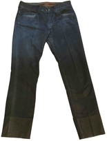 Notify Jeans Grey Cotton Jeans for Women