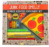 Fashion Angels Junk Food 12-Piece Scented Stationery Set