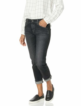 AG Jeans Women's EX-Boyfriend Slim FIT Tapered Leg Jean