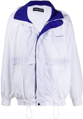 Y/Project Oversized Track Jacket