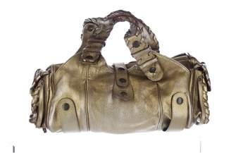 Chloé Silverado Metallic Leather Handbags