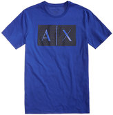 Giorgio Armani Exchange Men's Logo-Print T-Shirt