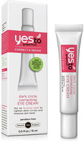 Yes to Yes to Grapefruit Correct & Repair Dark Circle Correcting Eye Cream