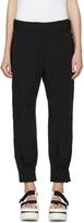 Stella McCartney Navy Wool Monza Cargo Pants
