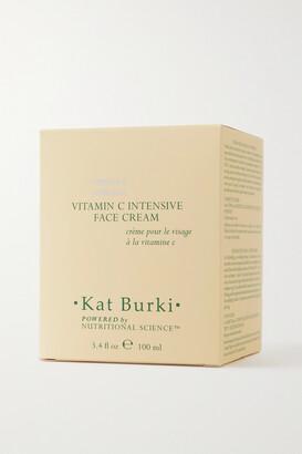 Kat Burki Vitamin C Intensive Face Cream, 100ml - one size