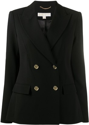 MICHAEL Michael Kors Double Breasted Blazer