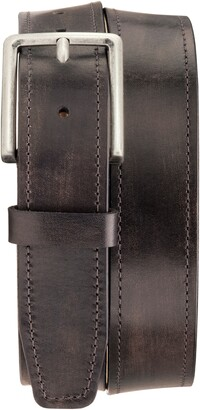 Trask Keystone Leather Belt