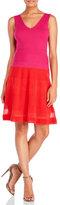 M Missoni Sleeveless Color Block Dress