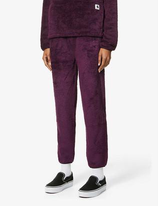 Carhartt Work In Progress Fernie fleece trousers