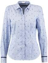 Seidensticker Shirt white/blue