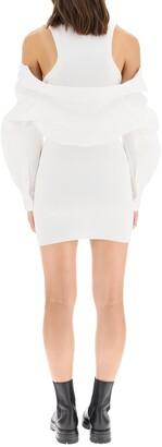 Alexander Wang Hybrid Mini Dress