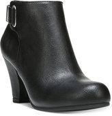 Fergalicious Mallory Block-Heel Booties