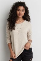 American Eagle Outfitters AE Soft & Sexy Plush Crew