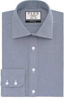 Thomas Pink Hobson Texture Classic Fit Button Cuff Shirt