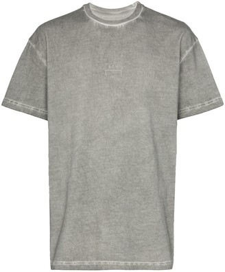 A-Cold-Wall* logo print cotton T-shirt
