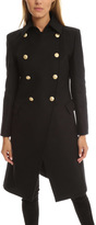 Pierre Balmain Long Coat